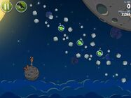 Pig Bang 1-15 (Angry Birds Space)