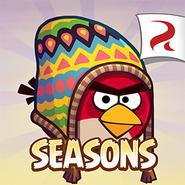 ANajnowsza ikona Angry Birds Seasons