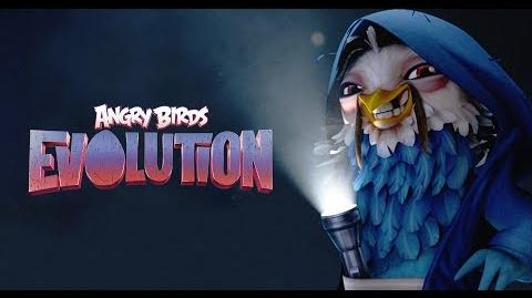 Angry Birds Evolution Meet Trey