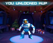 Kup Unlocked