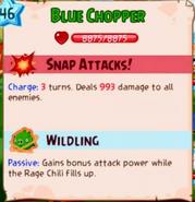 Способности синего Чоппера