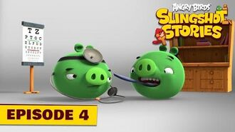 Angry Birds Slingshot Stories Ep. 4 - Pig popping explained!
