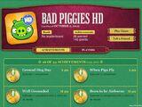 Достижения Bad Piggies