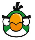 Зелёная птица 4