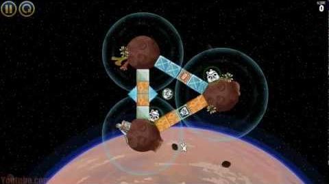 Angry Birds Star Wars - Tatooine Level 1-34 3Stars Walkthrough Highscore Star Wars Tatooine Level 1-34-1