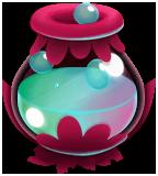 Crusher Icon SplashFlower