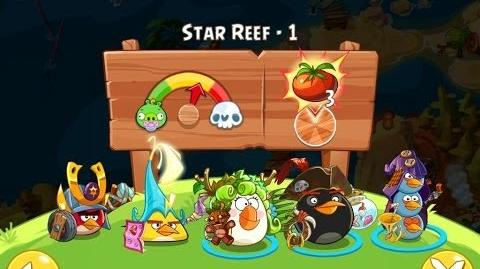 Angry Birds Epic Star Reef Level 1 Walkthrough