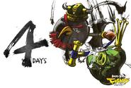 4 дня до выхода Fight