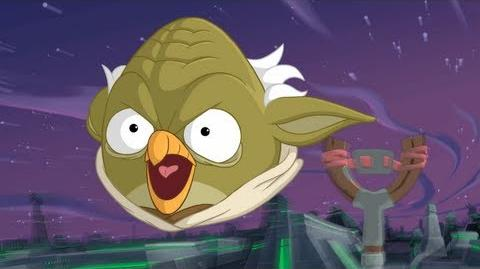 Angry Birds Star Wars 2 Telepods Commercial - out September 19!