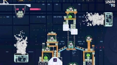 Cloud City 4-39 (Angry Birds Star Wars)/Video Walkthrough