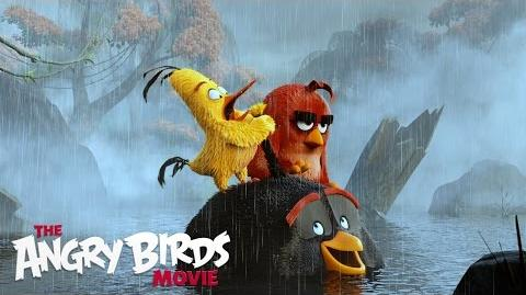 The Angry Birds Movie - Battle Cry!
