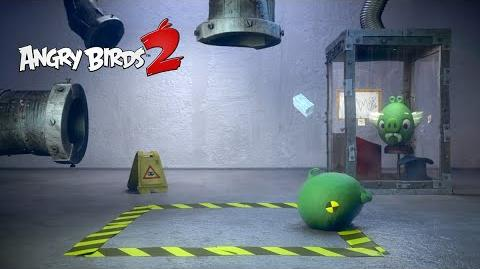 Angry Birds 2 – Test Piggies The Blizzard