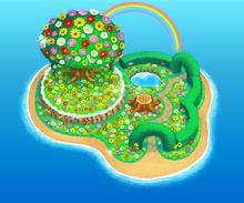 Flower Island