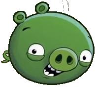 Свинь-миньон старый от Ком Бо
