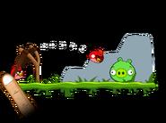AngryBirds Danbird Game Tutorial