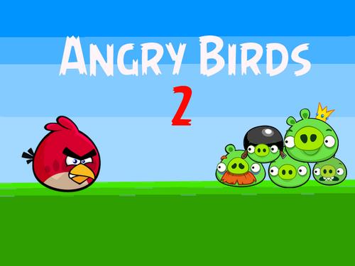 Angry Birds 2 тизер