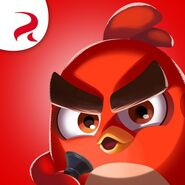 Angry Birds Dream Blast Icono
