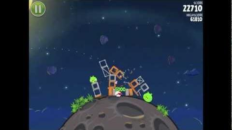 Pig Bang 1-4 (Angry Birds Space)