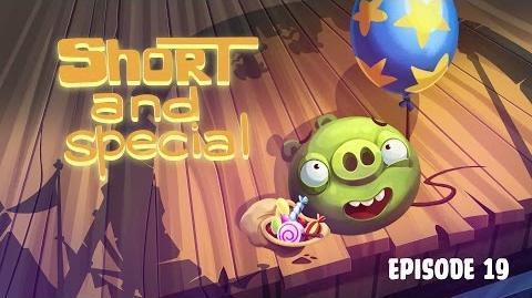 Angry Birds Toons - Season 3, Episode 19 Short and Special