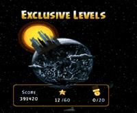 Exclusive Levels