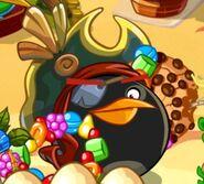 Бомб с конфетной атакой