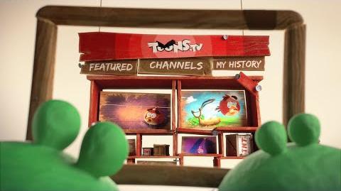 ToonsTV App - Ready? Aim