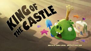 Кадр Angry Birds Toons episode 34 sneak peek -u0027King Of The Castle-u0027 (00-00-02)