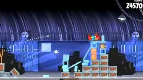 Official Angry Birds Rio Walkthrough Smuggler's Den 2-5