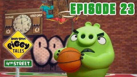 Piggy Tales - 4th Street Slam Punk - S4 Ep23