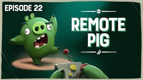 Piggy Tales - Third Act Remote Pig - S3 Ep22