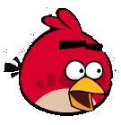 Красная птица Angry Birds