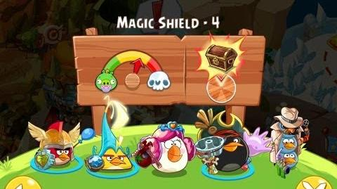 Angry Birds Epic Magic Shield Level 4 Walkthrough