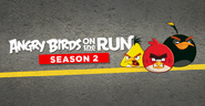 Angry Birds On the Run Temporada 2