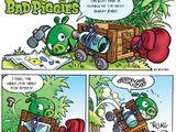 Bad Piggies (комикс)