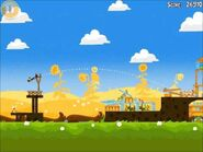 Official Angry Birds Seasons Walkthrough Summer Pignic 1-22