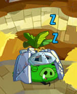 Sleep knight
