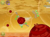 Red Planet 5-21 (Angry Birds Space)