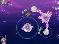Cosmic Crystals 7-13 (Angry Birds Space)