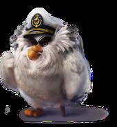 Angry Birds Evolution Capt'n Thrush2