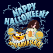 Bubbles Halloween