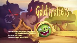 Плакат к златовласке