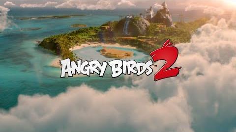 Angry Birds 2 - Bigger. Badder. Birdier