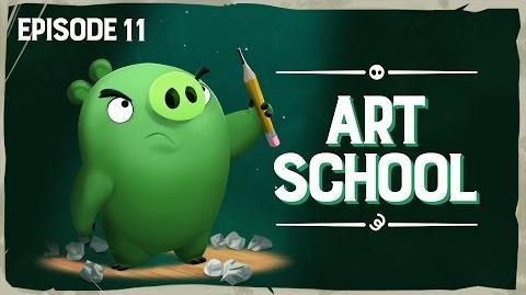 Piggy Tales - Third Act Art School - S3 Ep11