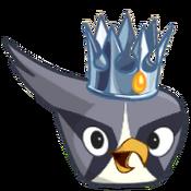 Серебряная птица комихэл