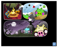 Angry-Birds-Friends Halloween-Tournament Comics-330x247