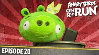 Angry Birds on The Run The Pig Reveal - S1 Ep20
