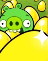 Angry Birds golden egg