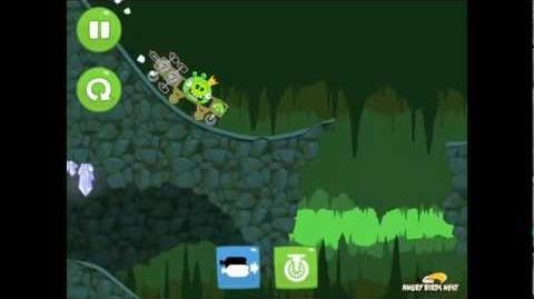 Bad Piggies Ground Hog Day 1-VIII Bonus Level Walkthrough 3 Star