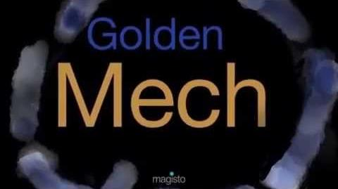 Blog Golden Mecha Into