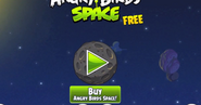 Space Free Play Screen